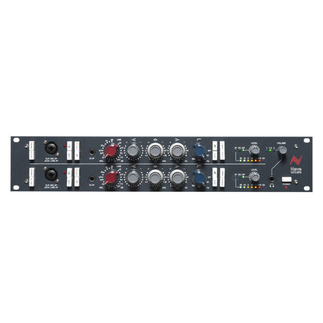 AMS NEVE/1073DPX dual mic preamp & EQ