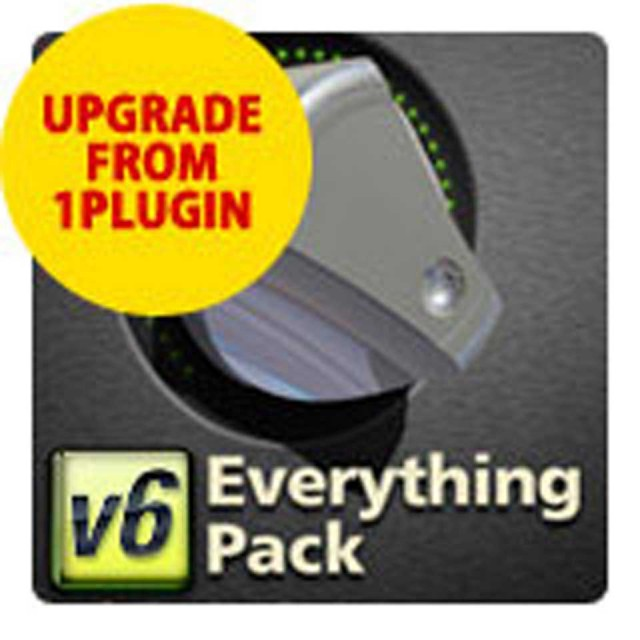 McDSP/Everything Pack Native v6.4 from Any 1 McDSP Native plug-in【オンライン納品】