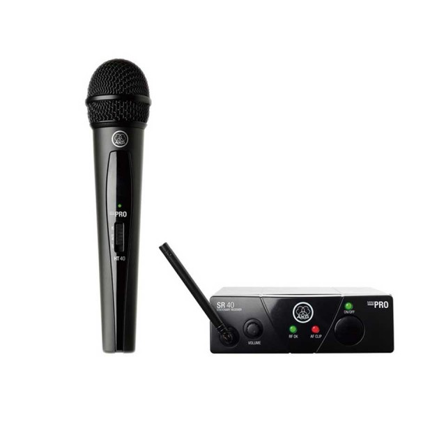AKG/WMS40 PRO MINI VOCAL SET JP2