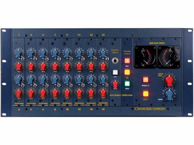 Chandler Limited/TG Rack Mixer