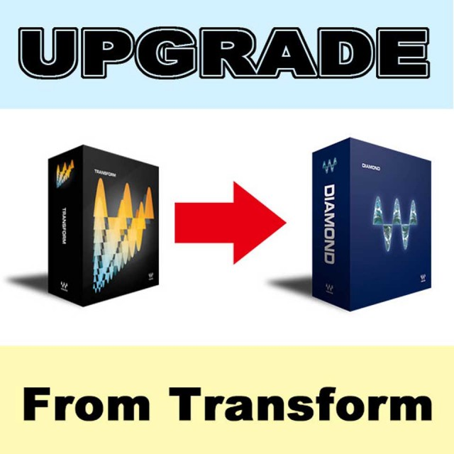 Waves/Diamond Upgrade from Transform【オンライン納品】