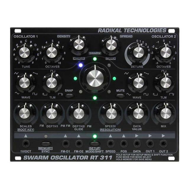 Radikal Technologies/RT-311 Swarm Oscillator