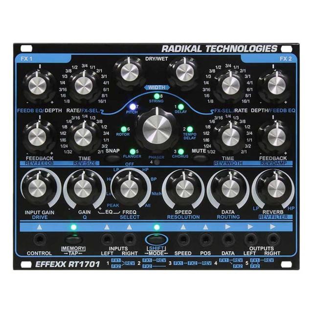 Radikal Technologies/RT-1701 EFFEXX Multi FX