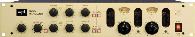 SPL/Tube Vitalizer (9530)