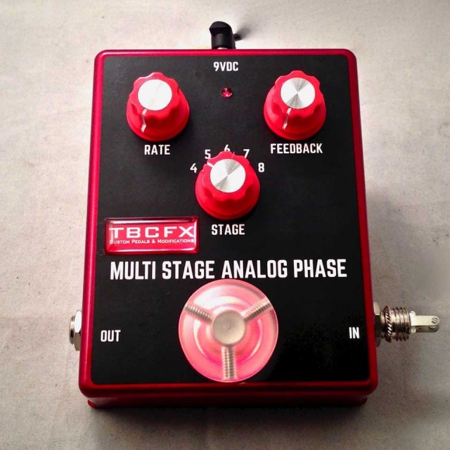 TBCFX/MULTI STAGE ANALOG PHASE【お取り寄せ商品】
