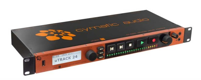 Cymatic Audio/uTrack24