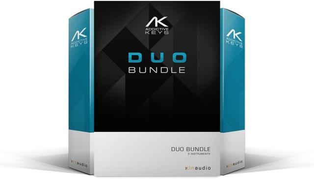 xln audio/AK Duo Bundle【数量限定キャンペーン】【オンライン納品】【在庫あり】