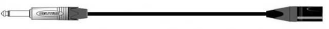 Mogami/2549 XLRM-TRS 10m