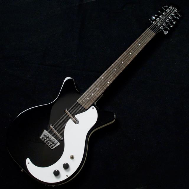 Danelectro/59/12 Strings (Black)ダンエレクトロ 12弦【お取り寄せ商品】【納期はお問い合わせください】