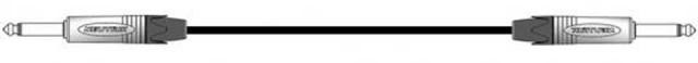 Belden/8412 TS-TS 1m ラインケーブル