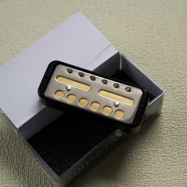LOLLAR PICKUPS/GOLD FOIL P-90 SOAP BAR Mount EACH (Bridge)【テスコ】【お取り寄せ商品】【送料無料】