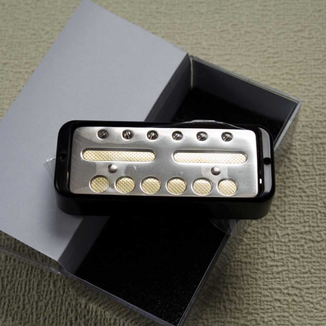 LOLLAR PICKUPS/GOLD FOIL P-90 SOAP BAR Mount (Neck)【在庫あり】【送料無料】