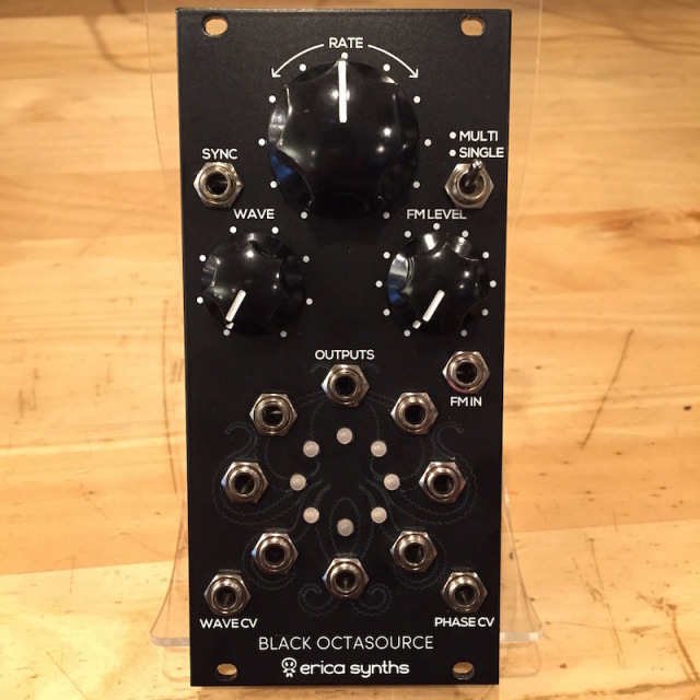 Erica Synths/Black Octasource