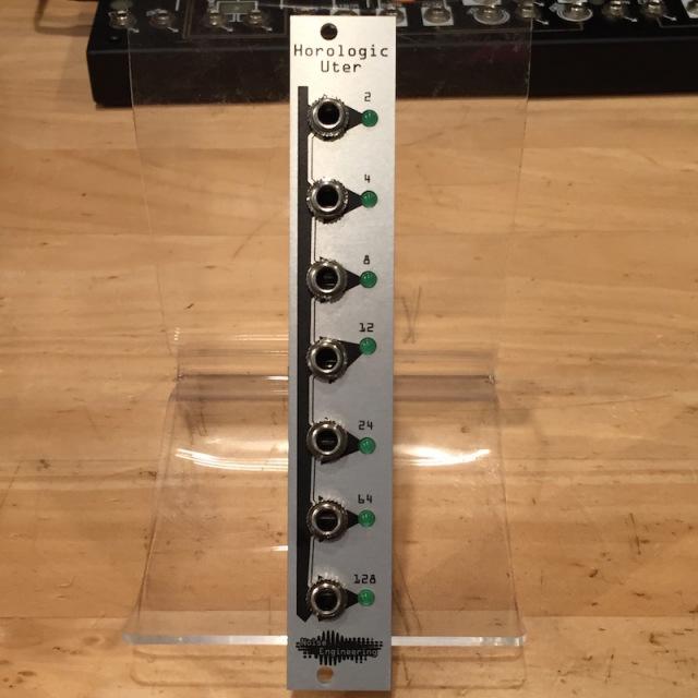Noise Engineering/Horologic Uter