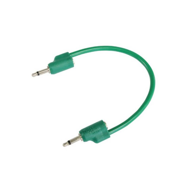 Tiptop Audio/Stackcable Green 20cm【お取寄せ】