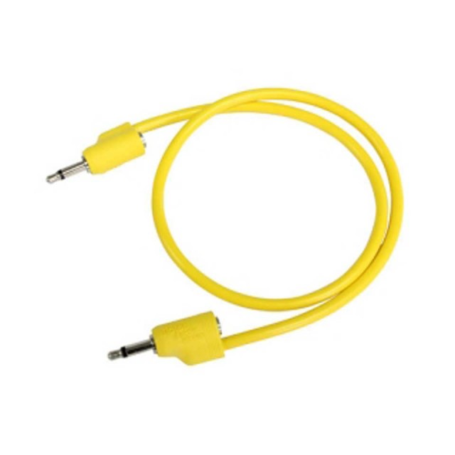 Tiptop Audio/Stackcable Yellow 50cm【お取寄せ】