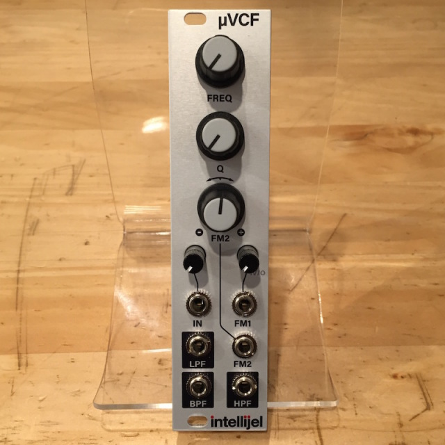 Intellijel/uVCF【World Trade Gear】