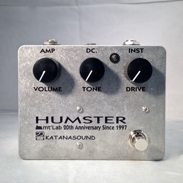 KATANA SOUND/HUMSTER 20th Anniversary【在庫あり】