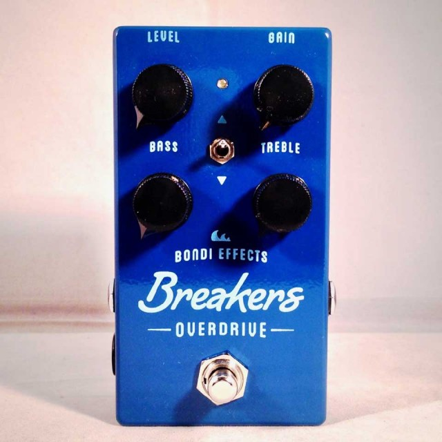 BONDI EFFECTS/Breakers Overdrive【在庫あり】