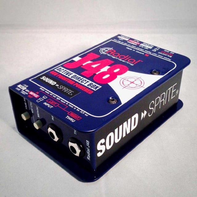 """SOUND SPRITE/J48 """"箱"""" MOD【在庫あり】"""