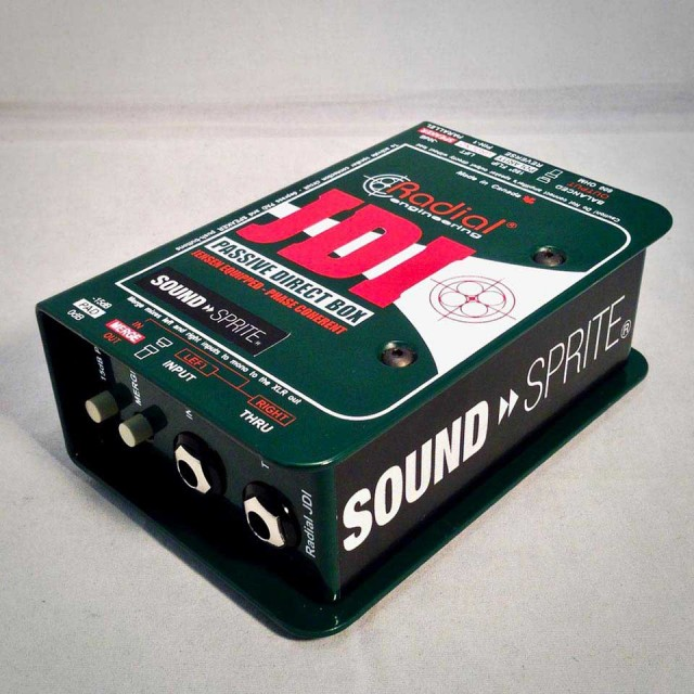 "SOUND SPRITE/JDI ""箱"" MOD【在庫あり】"