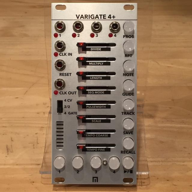 Malekko Heavy Industry/Varigate 4+【在庫あり】