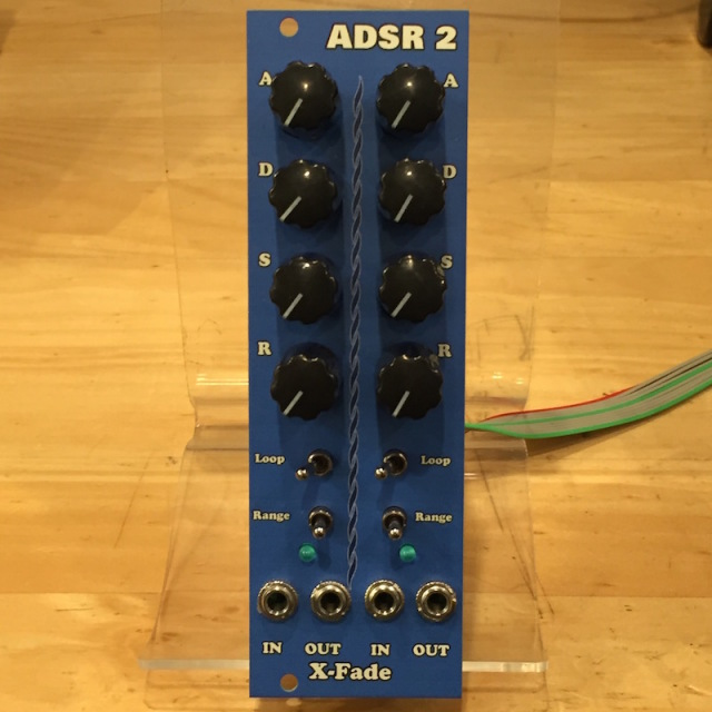X-Fade Modular/ADSR 2【World Trade Gear】【在庫あり】【2102WM1】