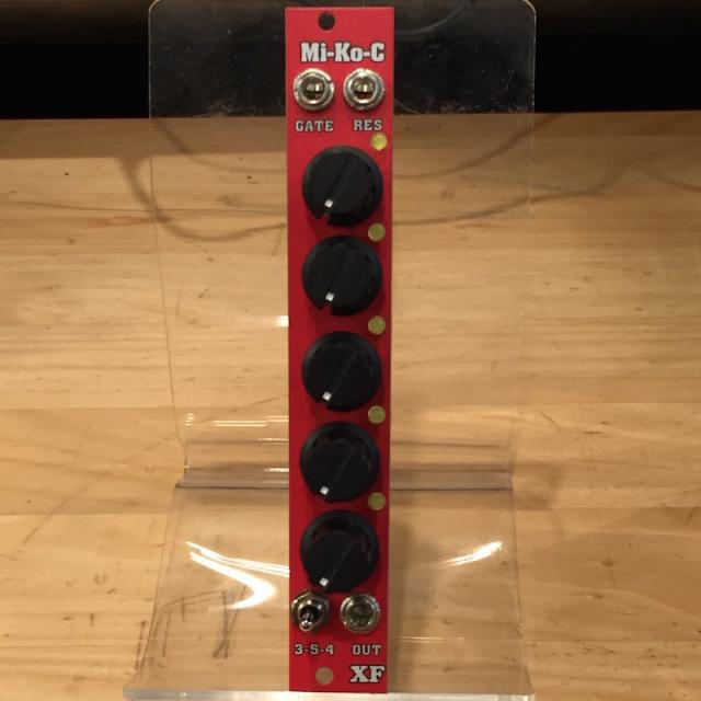 X-Fade Modular/Mi-Ko-C【World Trade Gear】【在庫あり】【2006WM1】