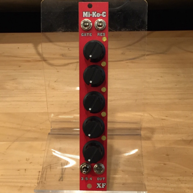 X-Fade Modular/Mi-Ko-C【World Trade Gear】【在庫あり】【2102WM1】