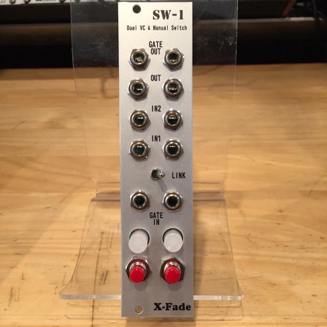 X-Fade Modular/SW-1【Red】【World Trade Gear】【在庫あり】【2108WM1】