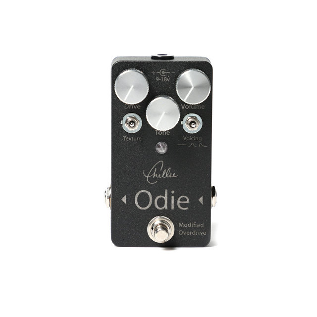 CHELLEE GUITARS and EFFECTS/Odie Modified Overdrive【在庫あり】