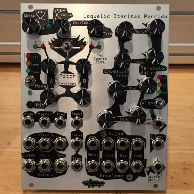 Noise Engineering/Loquelic Iteritas Percido
