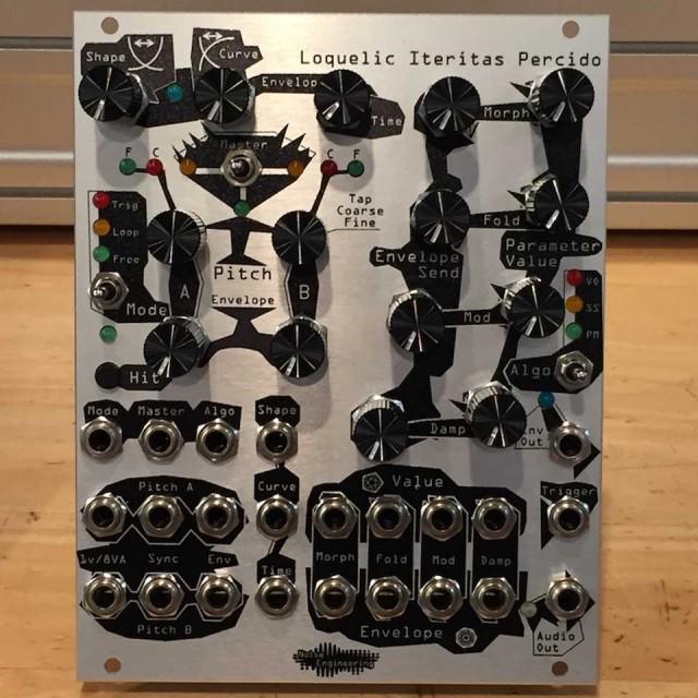 Noise Engineering/Loquelic Iteritas Percido【在庫あり】