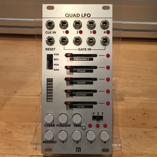 Malekko Heavy Industry/Quad LFO