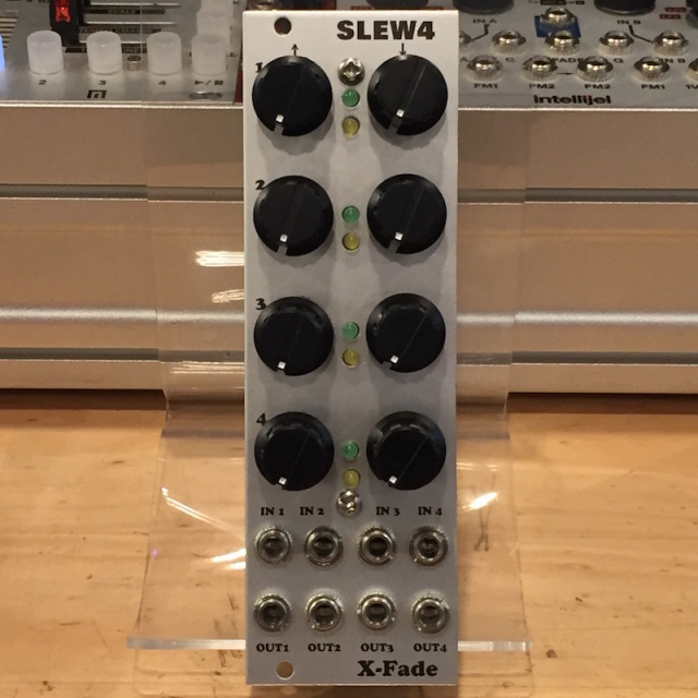 X-Fade Modular/SLEW4【在庫あり】【X-Fade SALE】【HALLOWEEN 特価】
