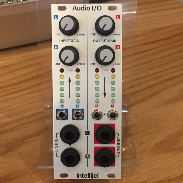 Intellijel/Audio I/O 3U
