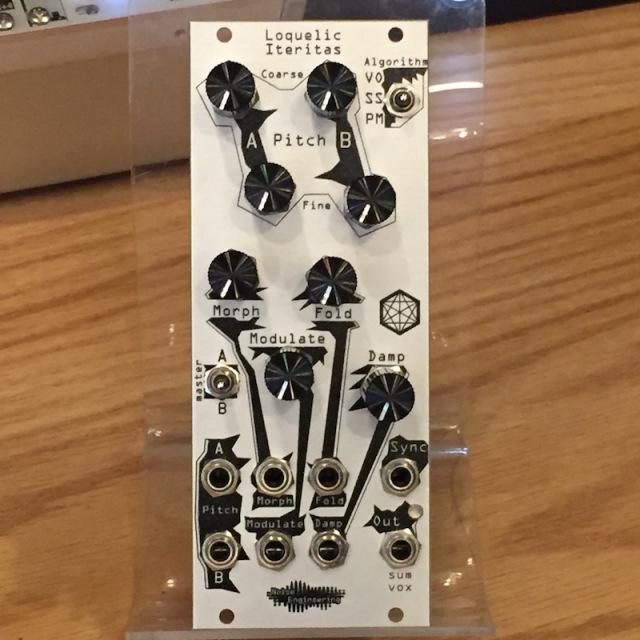 Noise Engineering/Loquelic Iteritas【在庫あり】
