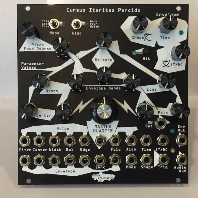 Noise Engineering/Cursus Iteritas Percido