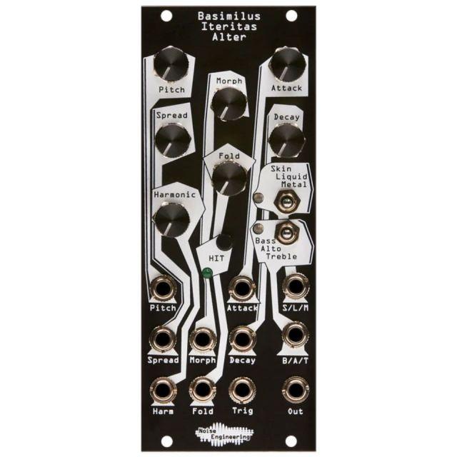 Noise Engineering/Basimilus Iteritas Alter Black【在庫あり】
