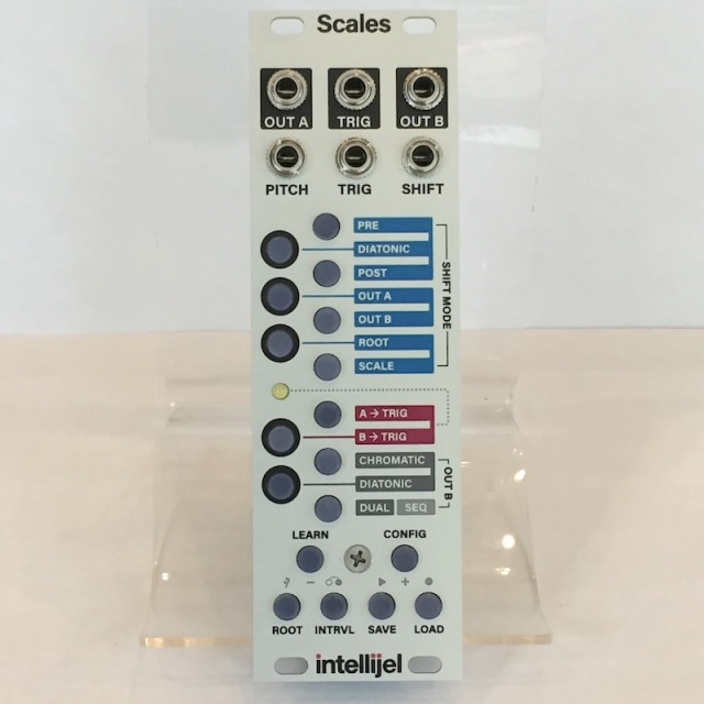 Intellijel/Scales【在庫あり】