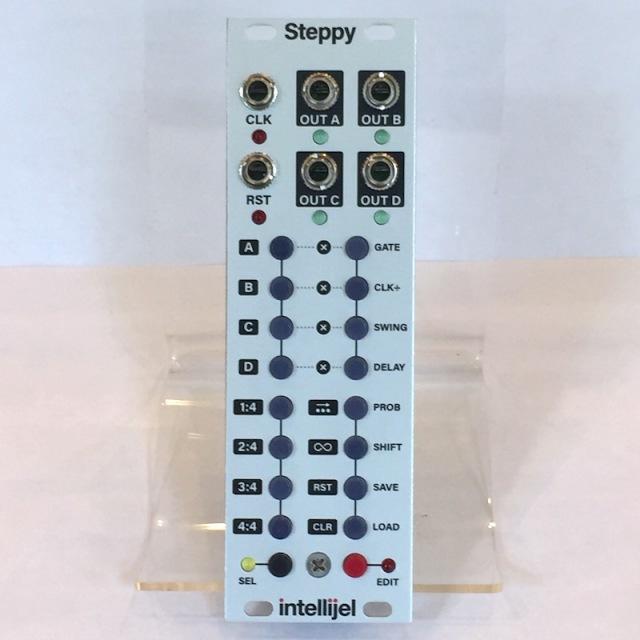 Intellijel/Steppy 3U