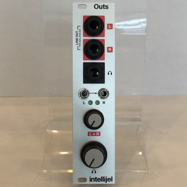 Intellijel/Outs【在庫あり】【2011WM1】