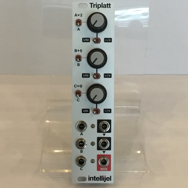 Intellijel/Triplatt【在庫あり】