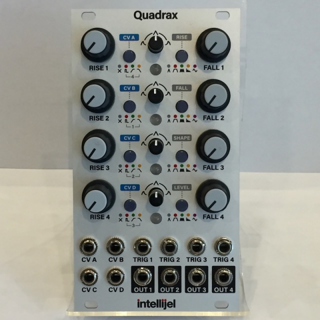 Intellijel/Quadrax