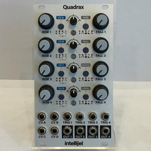Intellijel/Quadrax【在庫あり】