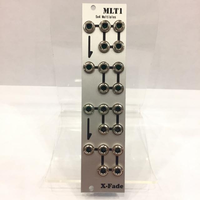 X-Fade Modular/MLT1【在庫あり】【X-Fade SALE】【HALLOWEEN 特価】