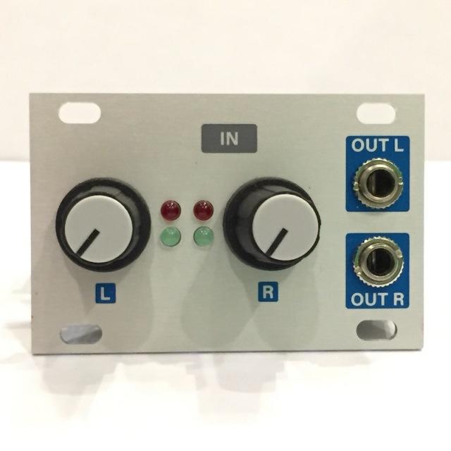 Intellijel/Stereo Line In 1U【在庫あり】