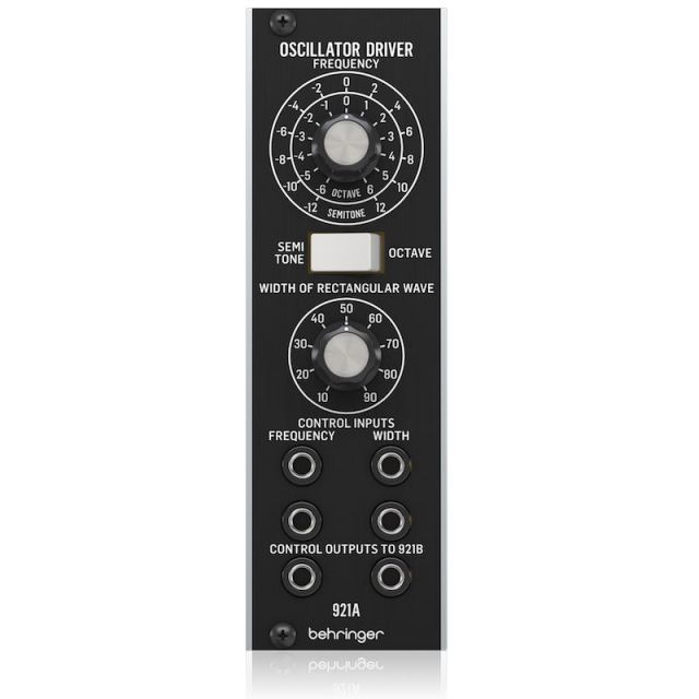 BEHRINGER/921A OSCILLATOR DRIVER【System-55 Series】【お取り寄せ商品】