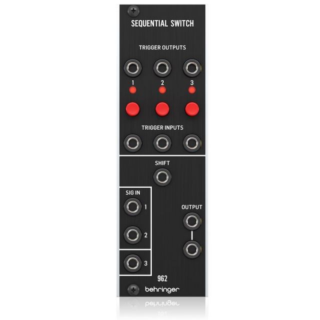 BEHRINGER/962 SEQUENTIAL SWITCH【System-55 Series】【在庫あり】