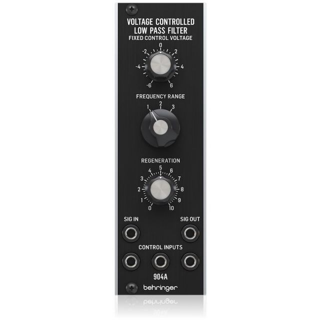 BEHRINGER/904A VOLTAGE CONTROLLED LOW  PASS FILTER【System-55 Series】【在庫あり】